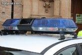 La Policía Local de Totana detiene a un atracador que entró en dos establecimientos y perpetró varios disparos en el interior de uno de ellos
