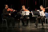 El cuarteto murciano de cuerda Arrau gana el X concurso nacional de música de cámara 'Francisco Salzillo'