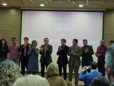 UPyD Caravaca estuvo presente en el acto de proclamación de candidatos donde intervino Rosa Diez.