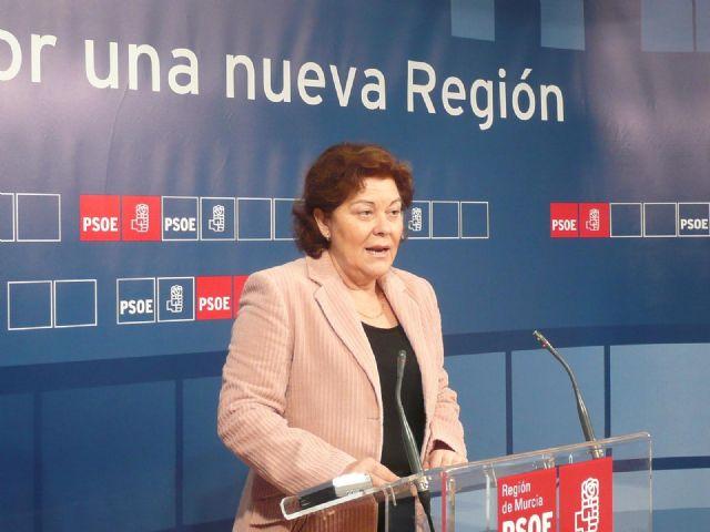 El PSOE afirma que la situación de la CAM es una prueba más del fracaso del modelo de desarrollo del PP - 1, Foto 1