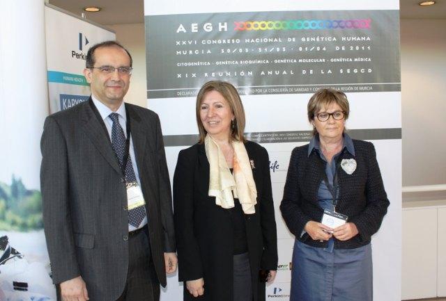 Palacios subraya la necesidad de fomentar la investigación genética para prevenir enfermedades y obtener diagnósticos precisos - 1, Foto 1