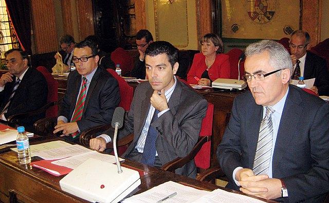 Resumen propuestas Grupo Socialista Pleno marzo 2011 - 1, Foto 1