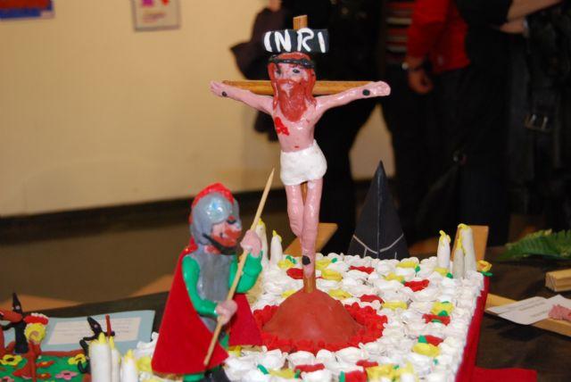 Así ven los niños la Semana Santa - 1, Foto 1