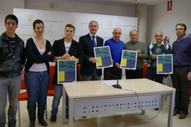 El Teatro Guerra de Lorca acoge el 1 de abril a las 18:00 horas el XIV Certamen de Teatro de los Institutos del municipio - 1, Foto 1