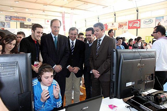 Sicarm lleva a Archena sus demostraciones tecnológicas y acerca en Lorca las TIC a personas dependientes y mayores - 1, Foto 1