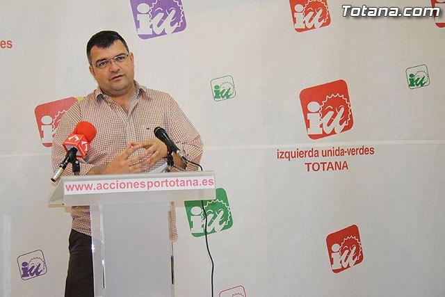 """Martínez Gómez: """"Las cuentas de la Sociedad PROINVITOSA ofrecen un panorama desolador con pérdidas superiores a 80.000 euros en 2010"""" - 2, Foto 2"""