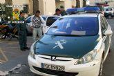 La Guardia Civil detiene a dos personas por el atraco a un establecimiento en El Albujón
