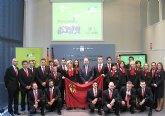 Sotoca recibe a los alumnos que representarán a la Región en el campeonato nacional de Formación Profesional ´SpainSkills´