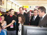 El SICARM ofrece en Archena, entre otros apartados, imágenes en 3D del propio municipio