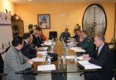 La Junta Local de Seguridad planifica los servicios sanitarios y de seguridad de las fiestas patronales