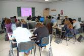 15 alumnos aprenden en Las Torres de Cotillas inglés de gestión comercial