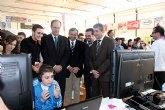 Sicarm lleva a Archena sus demostraciones tecnológicas y acerca en Lorca las TIC a personas dependientes y mayores