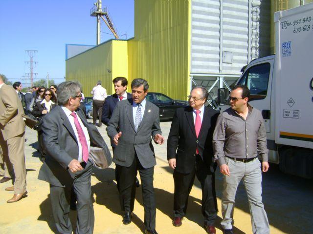 Procavi, del Grupo Fuertes, pone en marcha una nueva planta de elaboración de piensos con capacidad para alimentar a 1.200.000 pavos, Foto 2