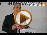 Rueda de prensa PSOE Totana. Otálora 01/04/2011