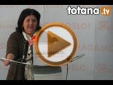 Rueda de prensa PSOE Totana. Valoración Pleno marzo 2011