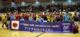 Zamora albergó el torneo organizado por la LNFS en apoyo a las víctimas del terremoto de Japón