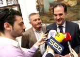 Carlos Iturgaiz reúne a 200 personas en El Casino de Águilas