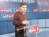 Saura: 'No confiaría en Valcárcel ni como gestor de mi comunidad de vecinos'