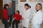 El taller de empleo de ayuda a domicilio, al servicio de los torreños