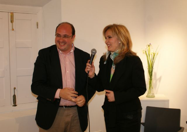 Nieves Herrero ofreció en Puerto Lumbreras la conferencia 'Personajes que me han marcado en 30 años de profesión' - 1, Foto 1