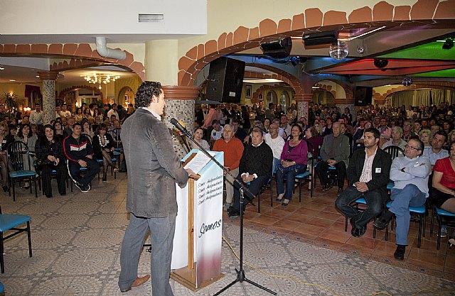 Multitudinaria presentación oficial de Unión Independiente de Mazarrón - 3, Foto 3