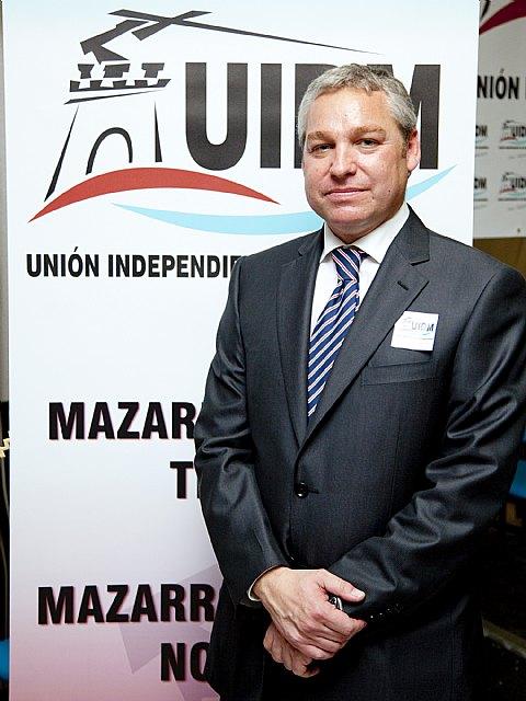 Multitudinaria presentación oficial de Unión Independiente de Mazarrón - 5, Foto 5