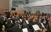 El Concierto de ´Bandas de Música´ de Primavera congregó a más 300 ciudadanos