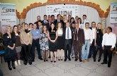 Multitudinaria presentaci�n oficial de Uni�n Independiente de Mazarr�n