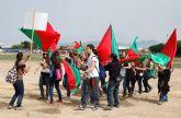 Cientos de 'scouts' participan en Las Torres de Cotillas en su 'Festival Regional de la Canción'