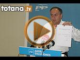 Valverde Reina denuncia las mentiras de IU+los Verdes en relación a Proinvitosa