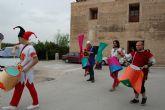 Los alguaceños disfrutan en Mercadillo artesanal en El Paraje