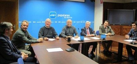 El PP de la Región de Murcia inicia la aprobación de las candidaturas de los municipios, Foto 1