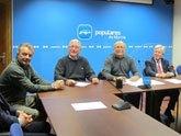 El PP de la Región de Murcia inicia la aprobación de las candidaturas de los municipios