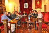 La Junta Local de Seguridad establece los dispositivos para la Noche de los Tambores y la Semana Santa de Mula