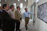 Entra en funcionamiento en fase de pruebas la nueva Impulsión Norte de Molina y Estación de Bombeo de Aguas Residuales (E.B.A.R.) El Romeral
