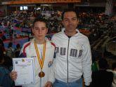 Antonio M�ndez, medalla de oro en 61 kilogramos
