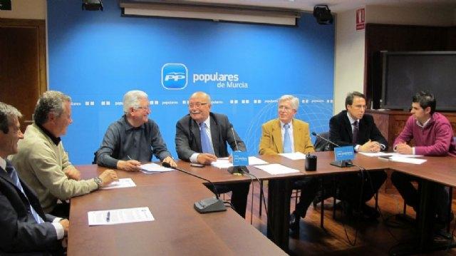 El Comité Electoral aprueba la candidatura del PP a la Asamblea Regional, Foto 1