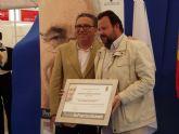 La Asociación Murciana de Rehabilitación Psicosocial recibe el Premio Dr. Francisco Guirado convocado por el Ayuntamiento de Molina de Segura