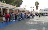 Arranca la 'II Feria Outlet' de Las Torres de Cotillas con 22 comercios participantes