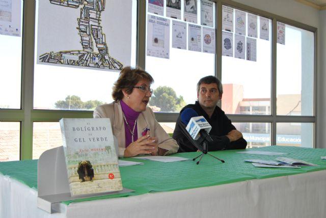 La Biblioteca retoma Un libro, una ciudad con la novela El bolígrafo de gel verde de Eloy Moreno - 1, Foto 1