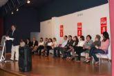 El PSOE de Alguazas presentó su candidatura para las próximas elecciones municipales