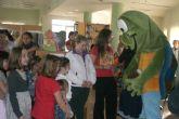 Puerto Lumbreras organiza bajo el lema 'Ven a la biblioteca y cuéntalo' numerosas iniciativas culturales con motivo de la Semana del Libro