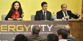 Sánchez presenta el Plan de Eficiencia Energética de Puerto Lumbreras en la Conferencia Internacional ´Energy City´