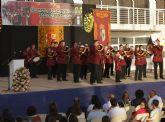 Puerto Lumbreras ha celebrado el IX Encuentro Juvenil de Bandas de Tambores y Cornetas 2011 con la participaci�n de  m�s de 300 m�sicos
