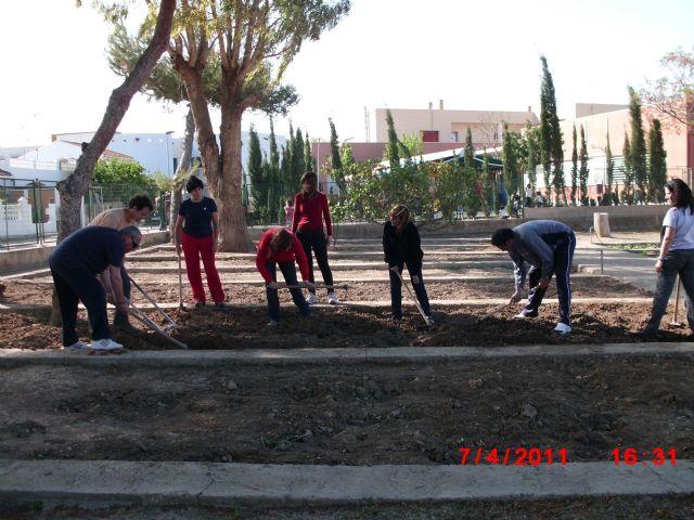 La concejalía de Medio Ambiente imparte un seminario sobre huertos escolares a 17 profesores de cuatro centros - 1, Foto 1
