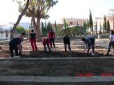 La concejalía de Medio Ambiente imparte un seminario sobre huertos escolares a 17 profesores de cuatro centros