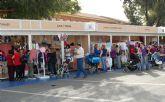 La 'II Feria Outlet' de Las Torres de Cotillas cierra sus puertas