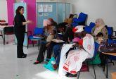 Las mujeres inmigrantes de Las Torres de Cotillas aprenden español