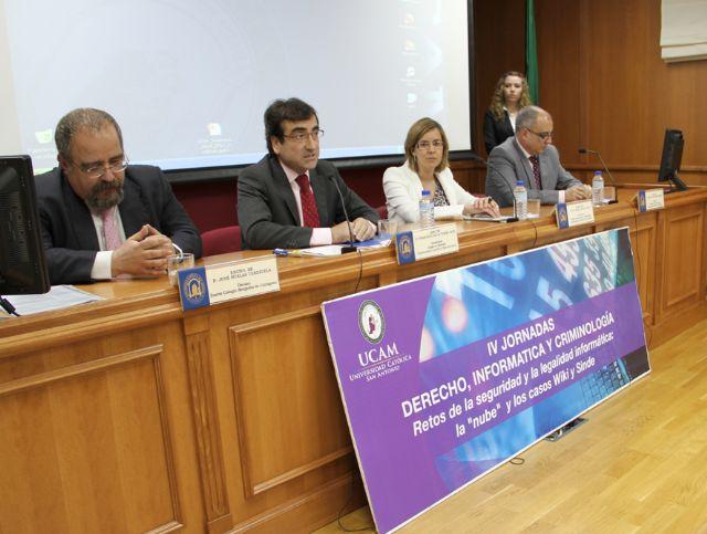 IV Jornadas UCAM de Derecho, Informática y Criminología - 1, Foto 1