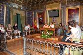 Operadores ingleses, interesados en conocer el municipio de Mazarr�n
